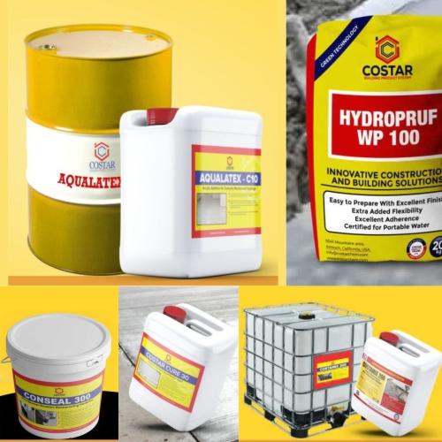 Waterproofing Solutions