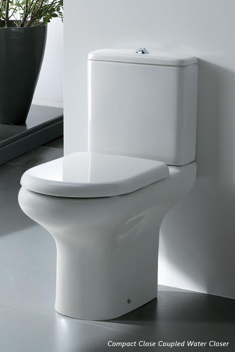 Compact Close-Couple WC