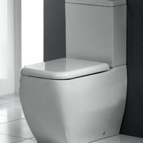 Metropolitan Deluxe Close-couple WC