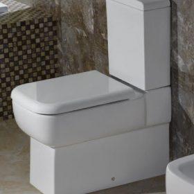 Metropolitan Close-couple WC