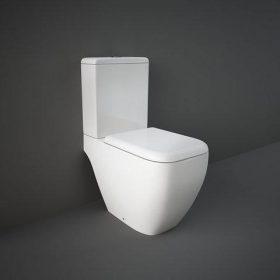 Metropolitan Deluxe Back-open WC