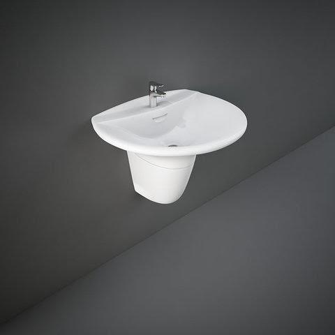 Venice Washbasin + Semi pedestal