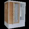 Centre Sauna + Compact System