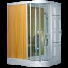 Corner Sauna + Compact System
